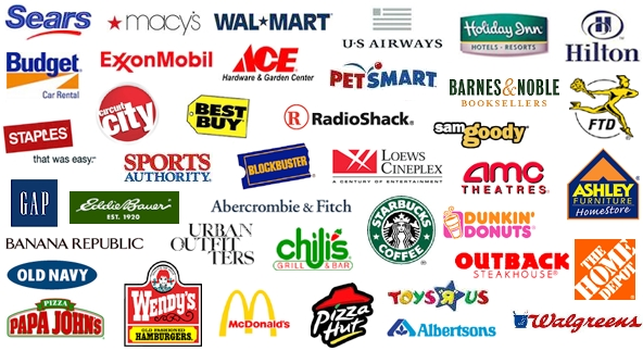 Here is a lit of just some of the popular companies that employ ...